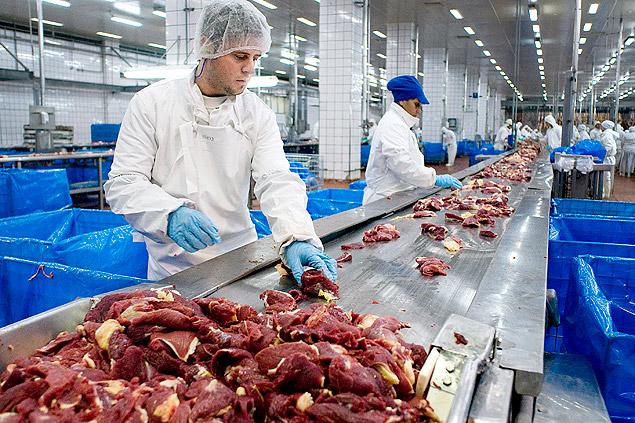 carne é fraca industria