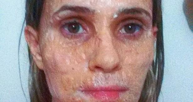 danielly máscara horrível