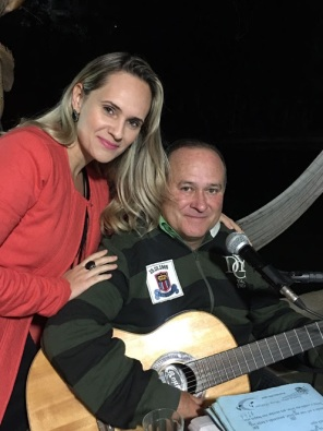 Ele, eu e o violão