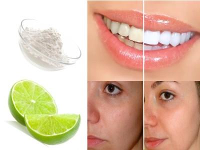 Clarear Os Dentes Com Bicarbonato De Sodio E Limao Danielly Chaves