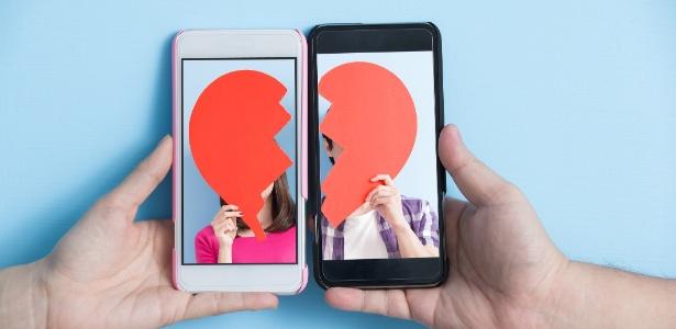 namoro por celular