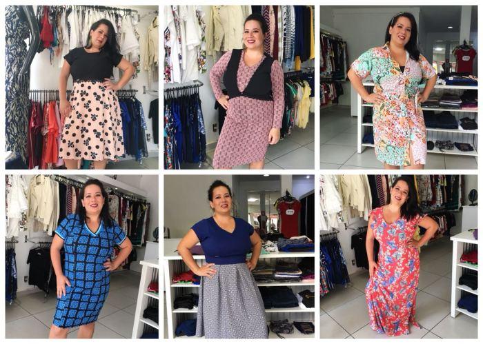 moda plus size Josiany
